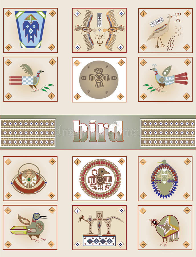 Free American Indian Bird Royalty Free Stock Photo - 27461945