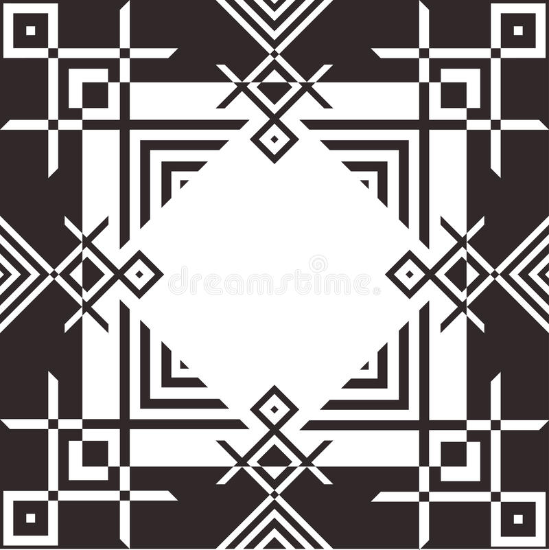Download American Indians'  Ornament Stock Vector - Image: 15972847