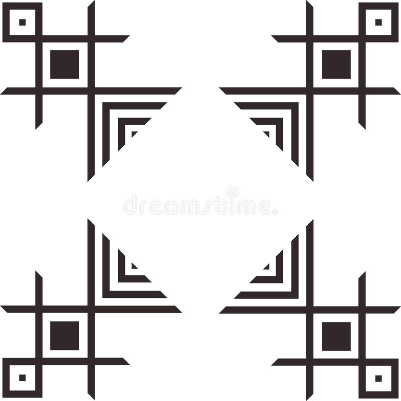 Download American Indians'  Ornament Stock Vector - Image: 15972849
