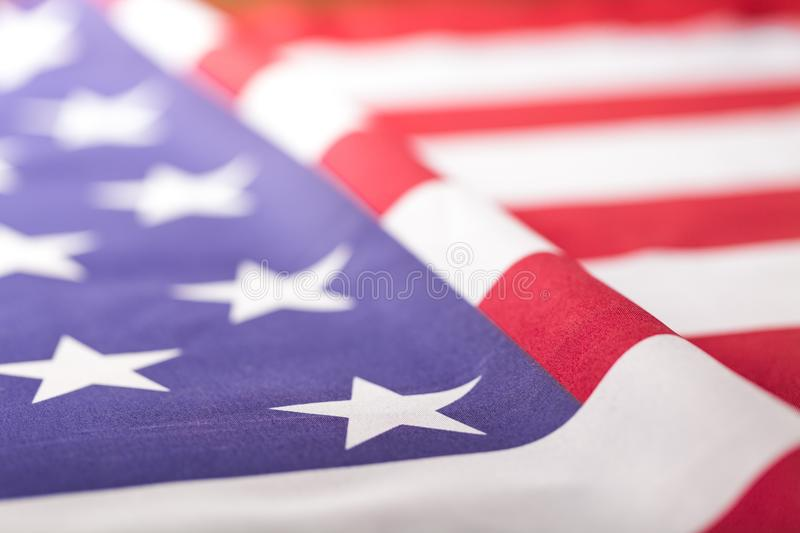 American memorial day concept. Day flag memorial states united abstract royalty free stock photo