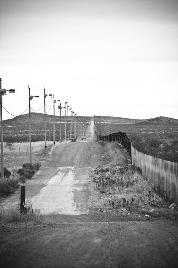 Download American/Mexican border stock photo. Image of crosser - 7377518
