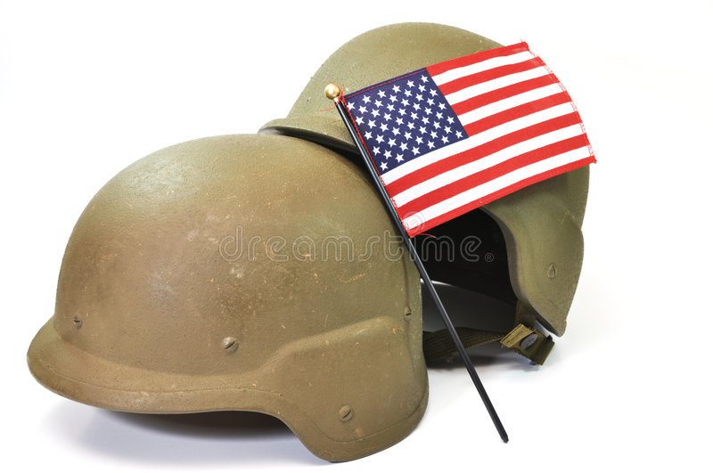 American Military royalty free stock image
