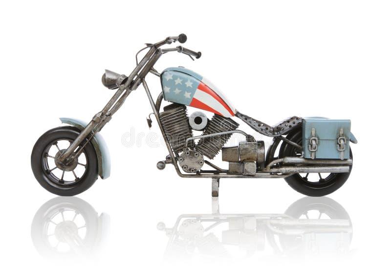 American Motorcycle stock photo