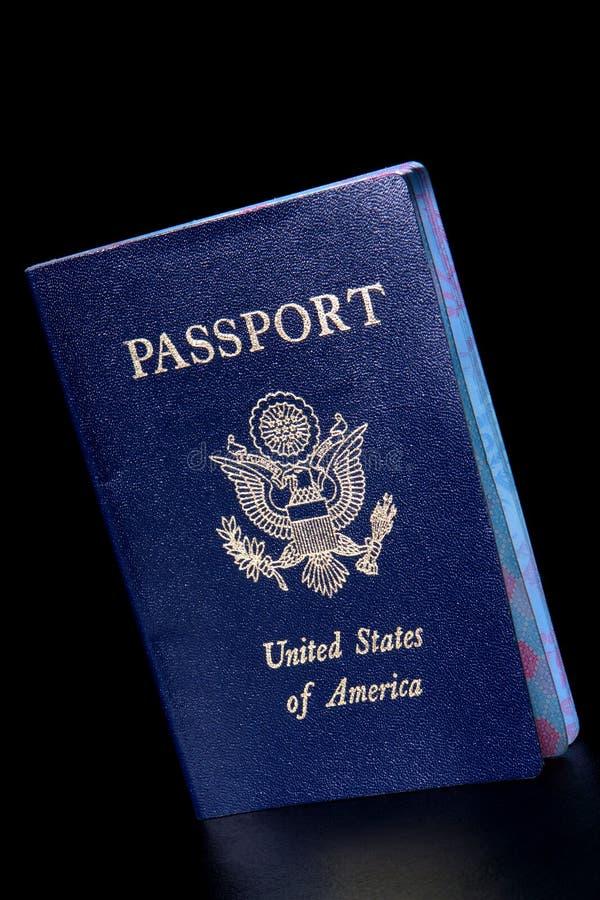 American Nationality Valid Citizenship US Passport royalty free stock photo