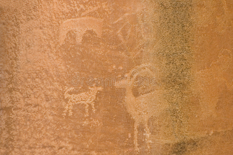 Download American-Native Petroglyp 1 Stock Image - Image: 1194123