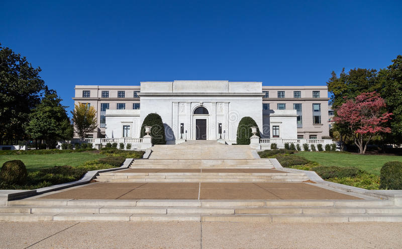 American Pharmacists Association Building. This is the American Pharmacists Association building in Washington, DC royalty free stock photography