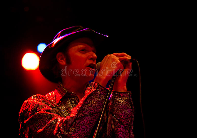Download American Rock Band Jason & The Scorchers Editorial Stock Photo - Image: 14275448