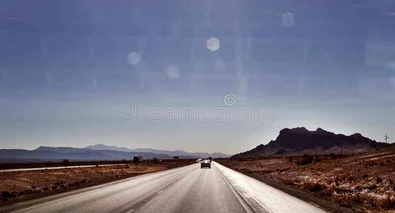American Southwest road trip adventure stock photos