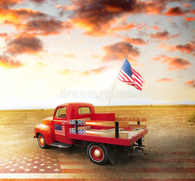 American spirit royalty free stock photo