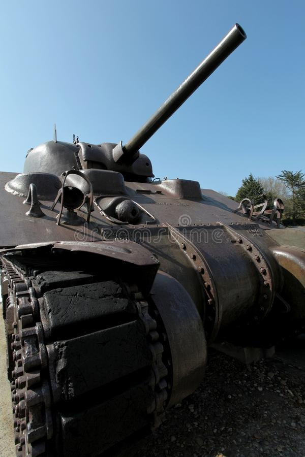 Download American Tank From War Stock Photography - Image: 14129112