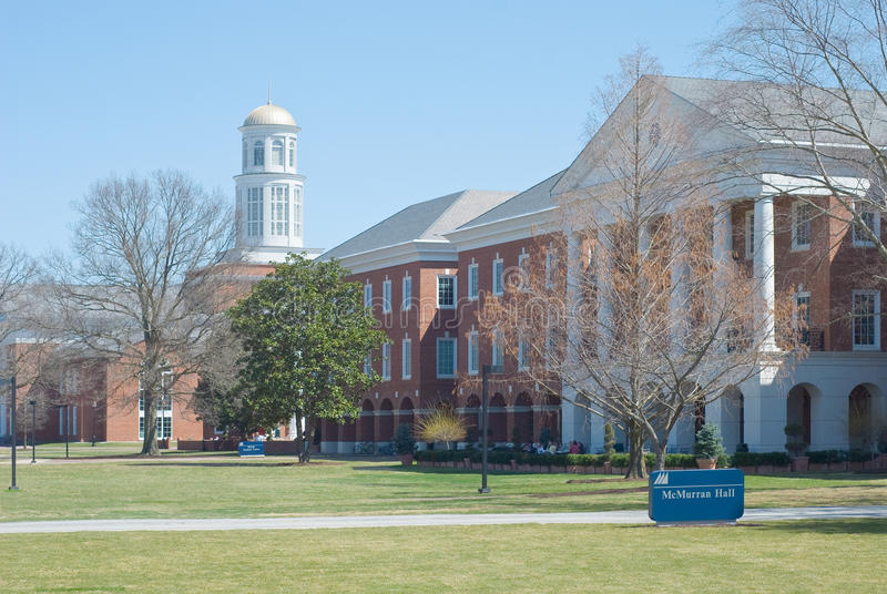 Download An American University stock photo. Image of american - 13969202