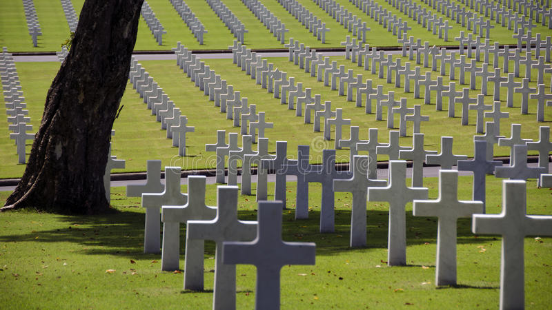 Download American war graves stock photo. Image of battle, grass - 26009632
