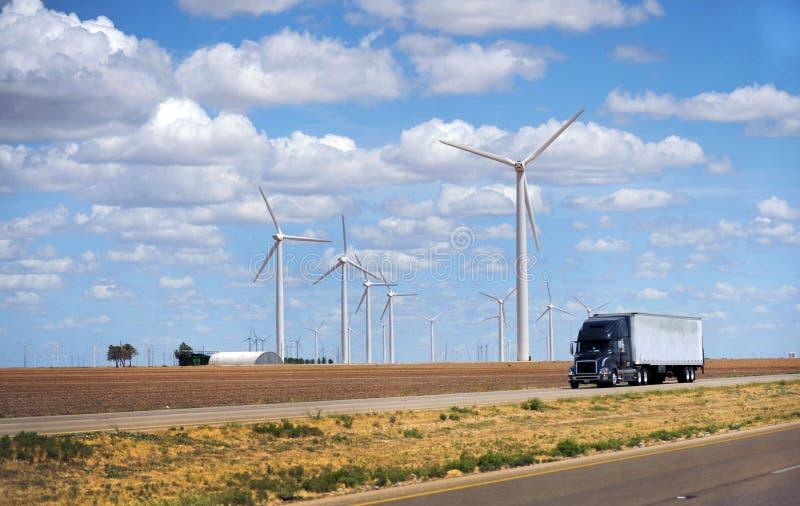 American Wind Turbines stock photos
