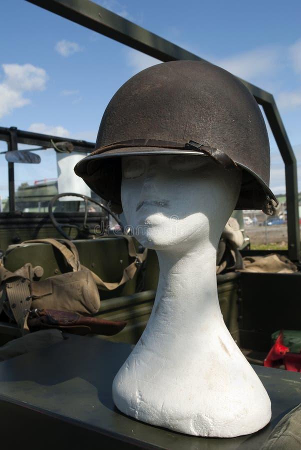 Download American World War Two Helmet Stock Image - Image: 19260807