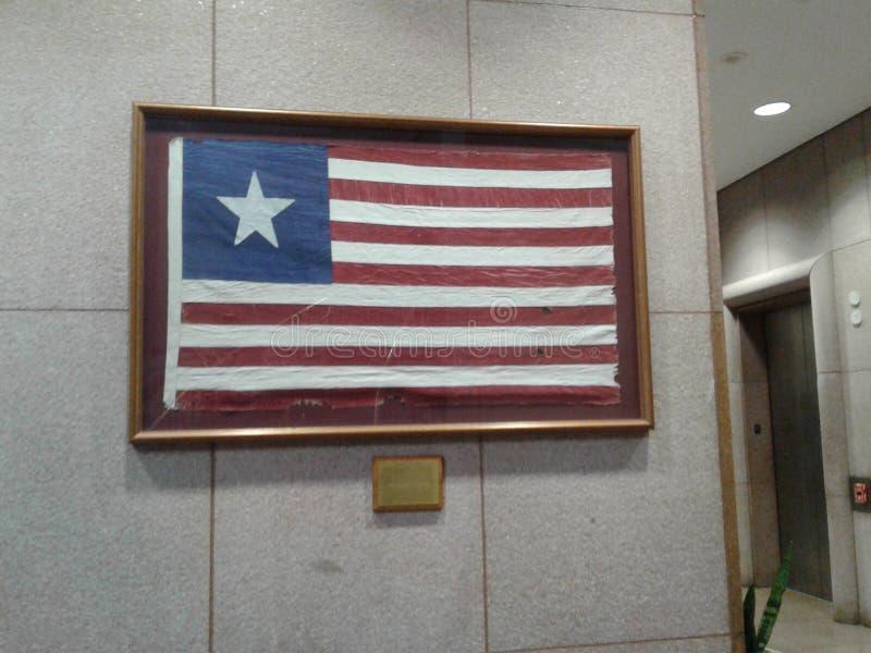 Americana Vlag royalty-vrije stock foto's