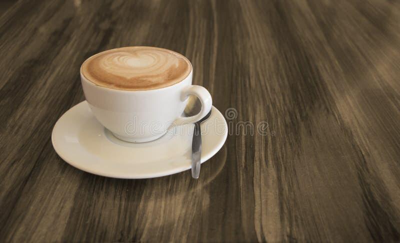 Americano φλυτζανιών καφέ Cappuccino café στοκ φωτογραφίες με δικαίωμα ελεύθερης χρήσης