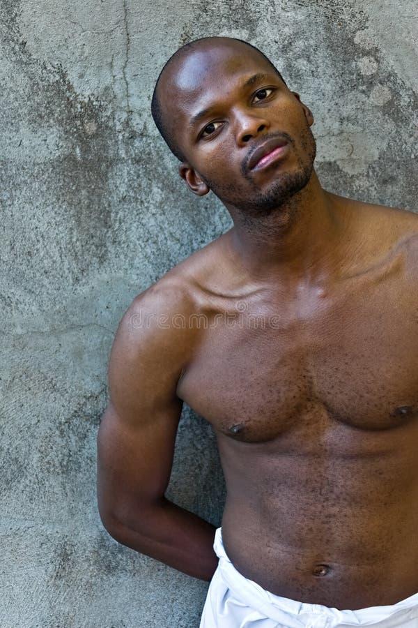 Americano africano novo imagens de stock