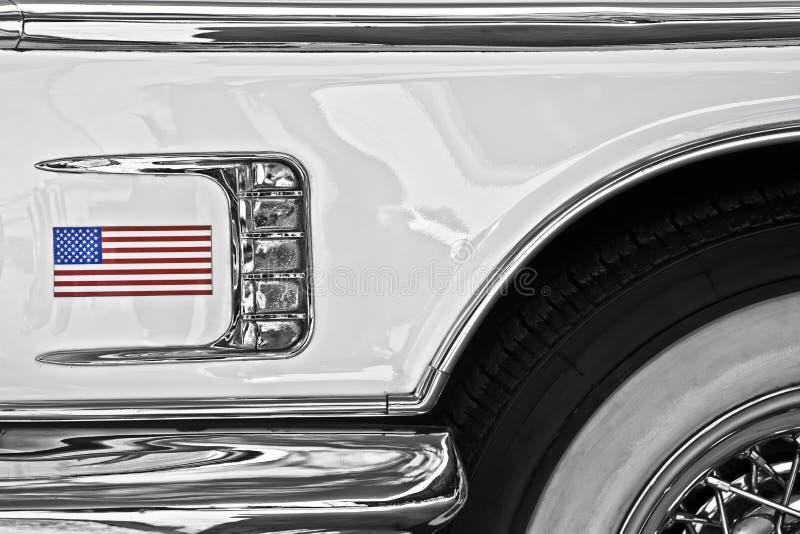 Americano clássico fotos de stock royalty free