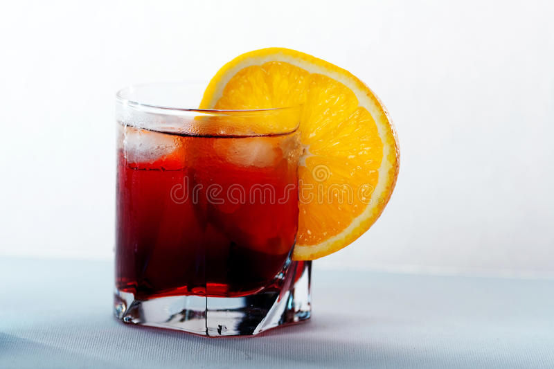Download Americano & Negroni Cocktail Royalty Free Stock Photography - Image: 11274897