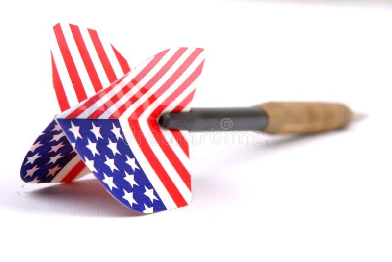 Download Ameridart one stock image. Image of board, isolated, bullseye - 57261