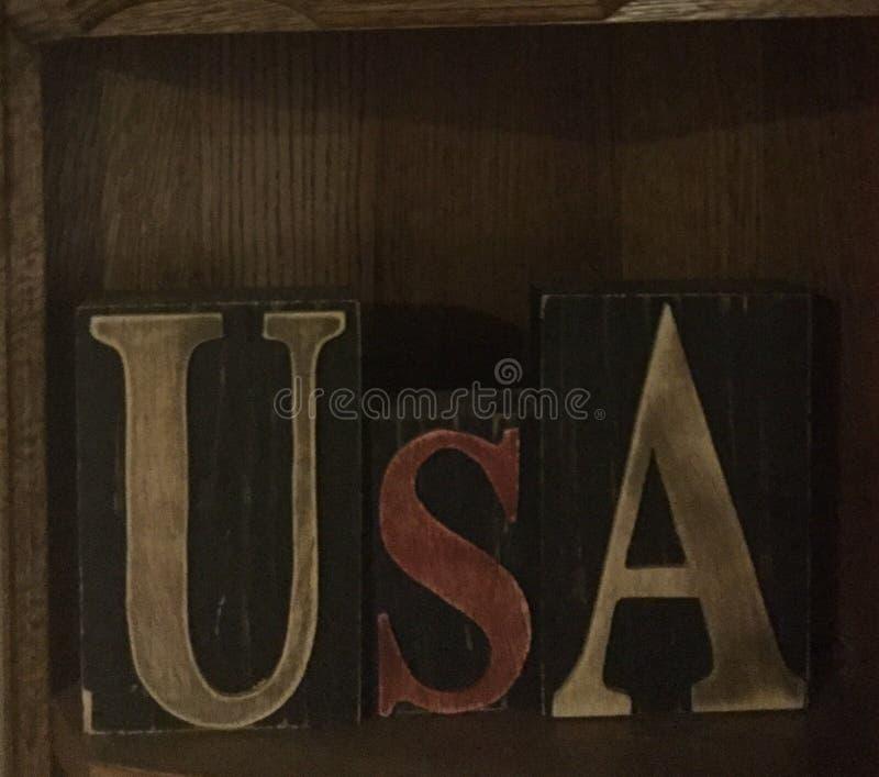 Amerika!!! stockfotos