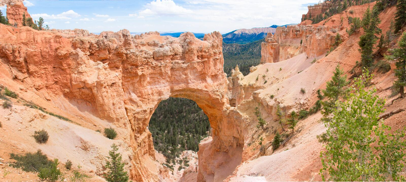 Amerika Bryce Canyon lizenzfreies stockfoto