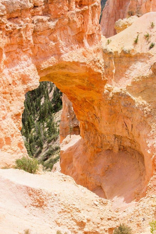 Amerika Bryce Canyon lizenzfreie stockfotografie