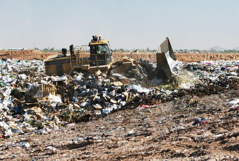 Amerika s avfalls royaltyfri bild