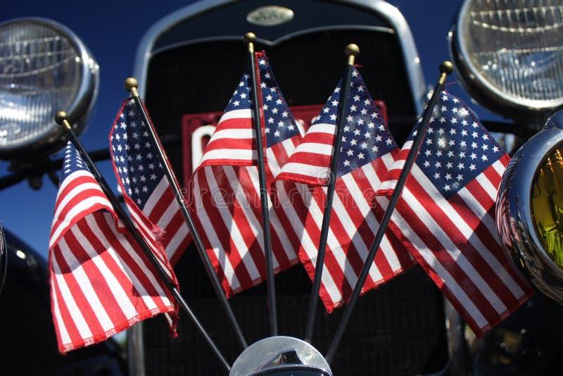 Amerika symboler arkivfoto
