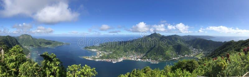 Amerikaans Samoa stock foto
