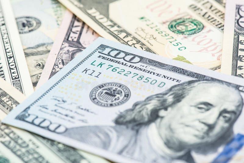 Amerikaanse dollarmunt stock afbeeldingen