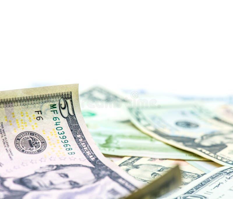 Amerikaanse dollarmunt royalty-vrije stock foto's