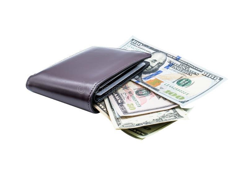 Amerikaanse dollarmunt stock foto
