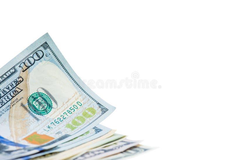 Amerikaanse dollarmunt stock afbeelding