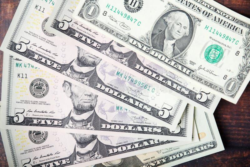 Amerikaanse dollars - munt van de V.S.