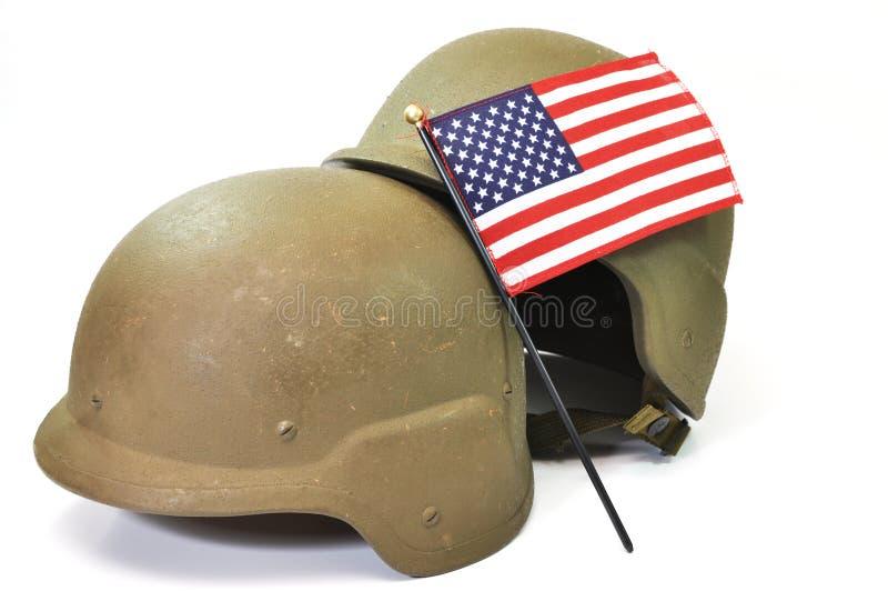 Amerikaanse Militair royalty-vrije stock afbeelding