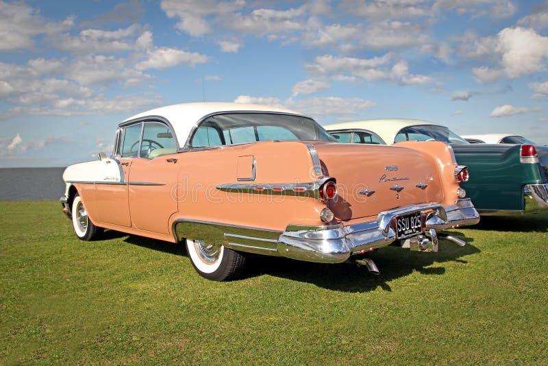 Amerikaanse Pontiac-sterleider royalty-vrije stock afbeelding
