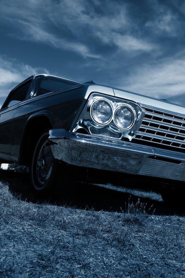Amerikaanse Spierauto stock afbeelding