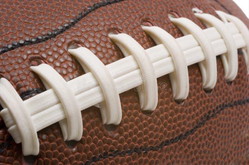 Amerikaanse Voetbal - Close-up royalty-vrije stock afbeeldingen