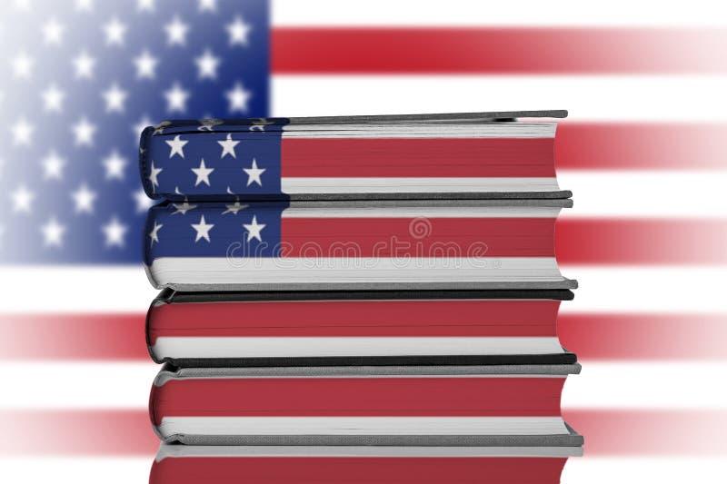 Amerikanische Ausbildung stockbilder