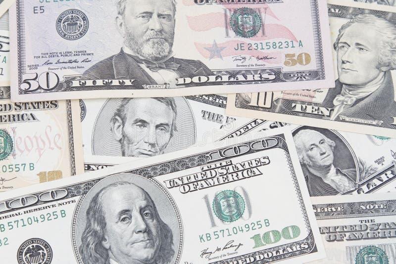 Amerikanische Banknoten