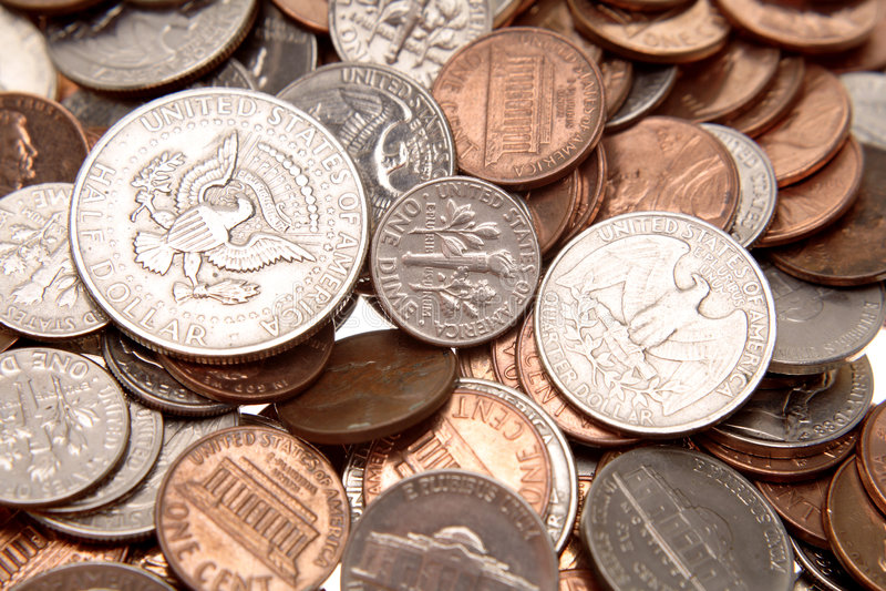 amerikanisches geld münzen