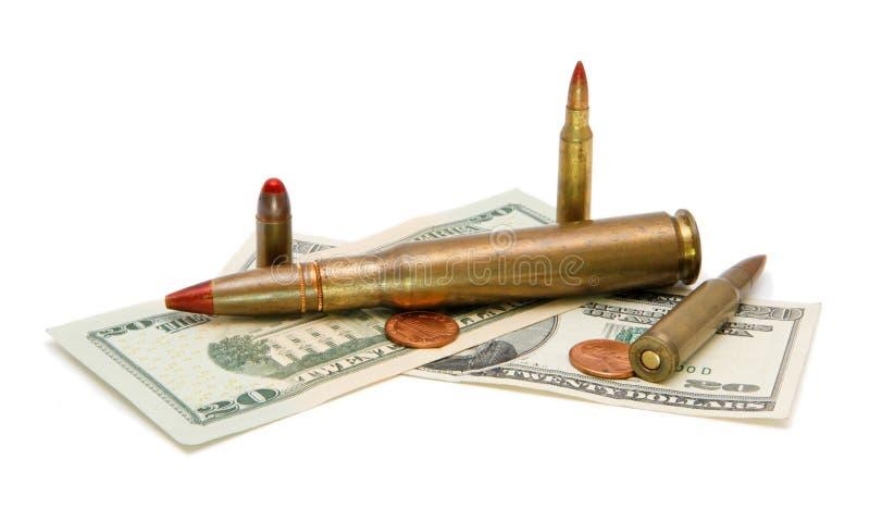 Download Amerikanisches Geld Und Kassetten Getrennt Stockbild - Bild von bargeld, isolat: 9077667