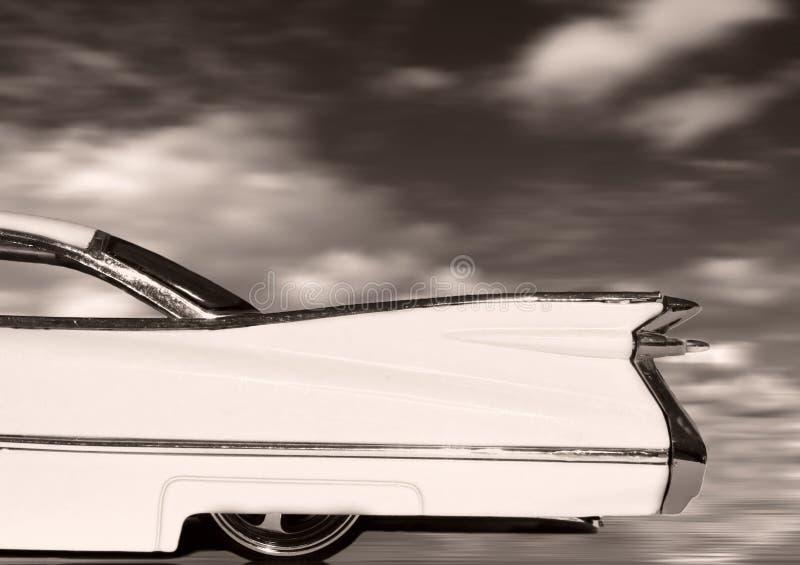 amerikansk classic arkivbild
