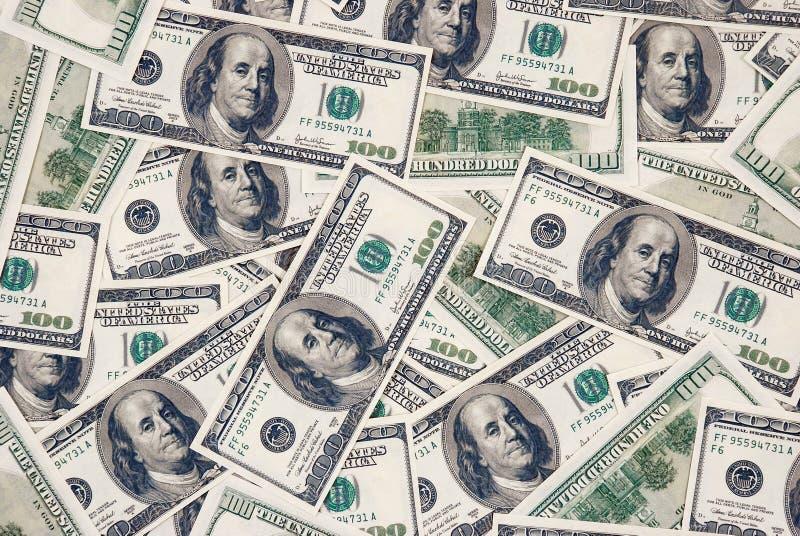 amerikansk dollar royaltyfri fotografi