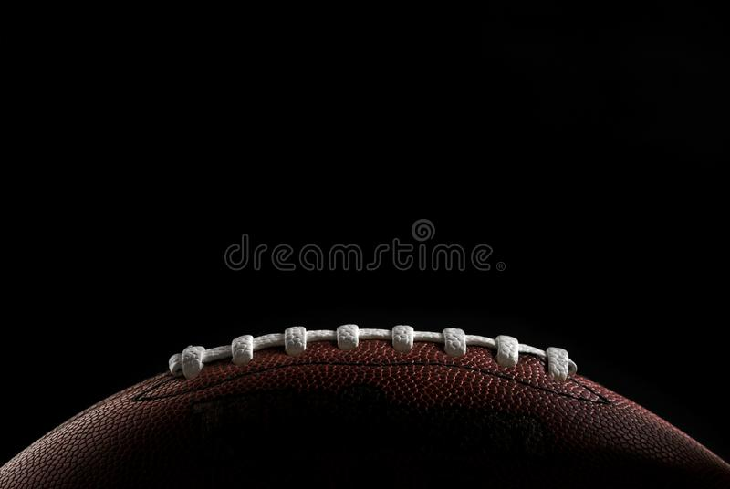 Amerikansk fotboll fotografering för bildbyråer