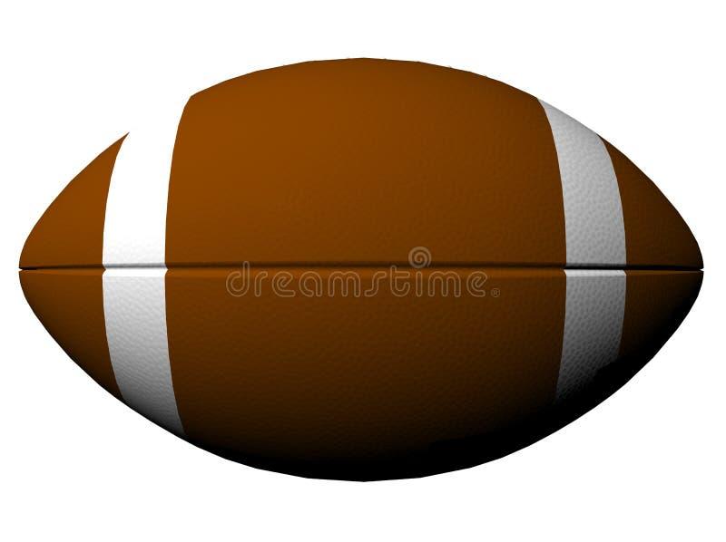 amerikansk fotbollillustration vektor illustrationer