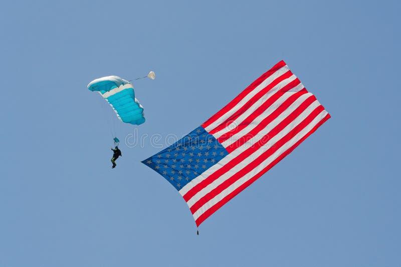 Amerikansk hjälteflygshow - L.A. 2013 arkivfoton