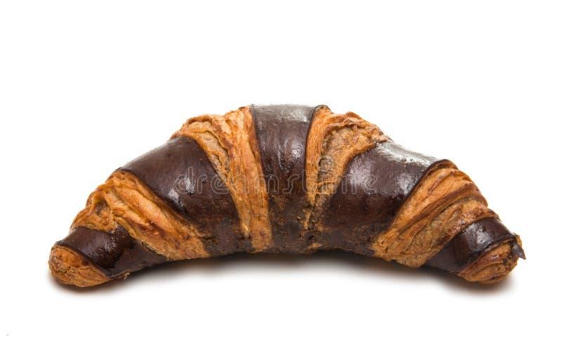 Amerikansk isolerad chokladgiffel fotografering för bildbyråer