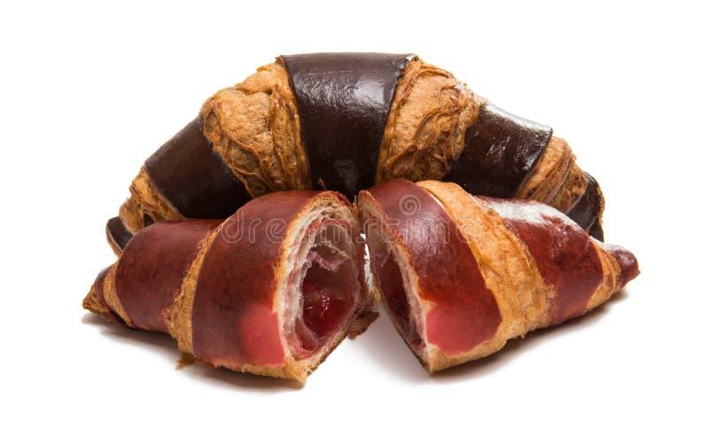 Amerikansk isolerad chokladgiffel arkivbilder